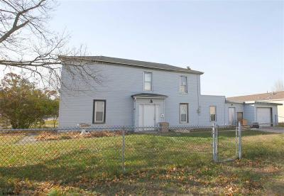 Atlantic City Single Family Home For Sale: 1803 Ontario Ave