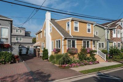 Margate Single Family Home For Sale: 14 S Lancaster Ave