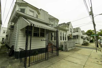 Ventnor Single Family Home For Sale: 119 N Newport Ave