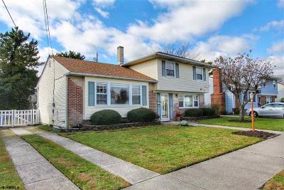 Margate Single Family Home For Sale: 306 N Kenyon Ave