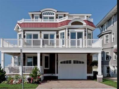 Atlantic City, Longport, Longport Borough, Margate, Ventnor, Ventnor Heights Rental For Rent: 112 S Dorset Ave Ave