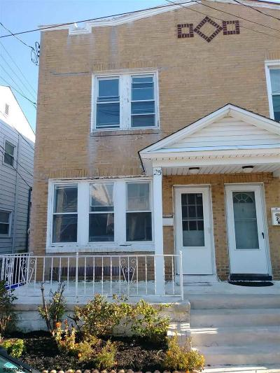 Ventnor Single Family Home For Sale: 25 N Marion Ave
