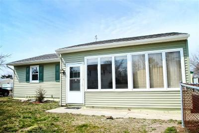 Somers Point Single Family Home For Sale: 18 Bucknell Road