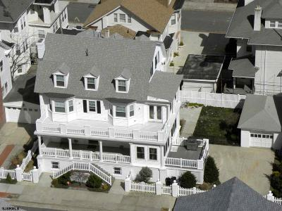 Atlantic City, Longport, Longport Borough, Margate, Ventnor, Ventnor Heights Rental For Rent: 105 S Marion Ave