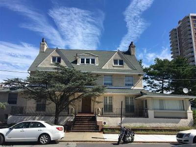 Atlantic City, Longport, Longport Borough, Margate, Ventnor, Ventnor Heights Rental For Rent: 49 S Plaza Pl Pl
