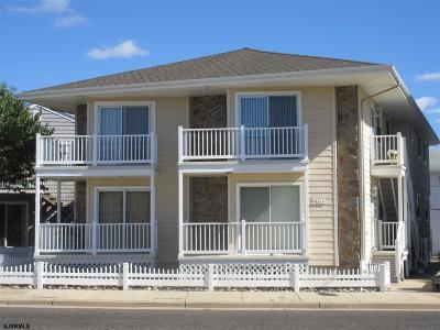Longport Condo/Townhouse For Sale: 2705 Ventnor Ave Ave #C