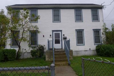 Atlantic City Single Family Home For Sale: 1720 McKinley Ave