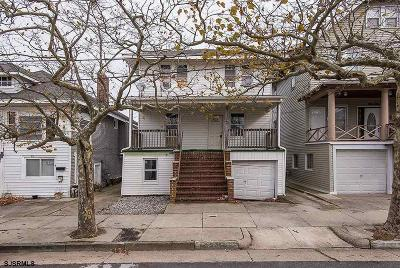 Ventnor Single Family Home For Sale: 23 N Hillside Ave