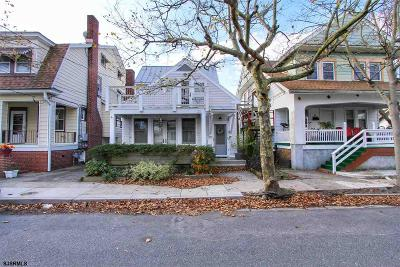 Ventnor Single Family Home For Sale: 22 N Vassar Square
