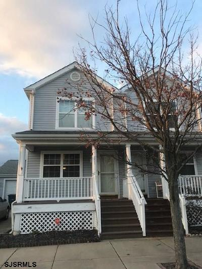 Atlantic City Single Family Home For Sale: 311 Beach Ave
