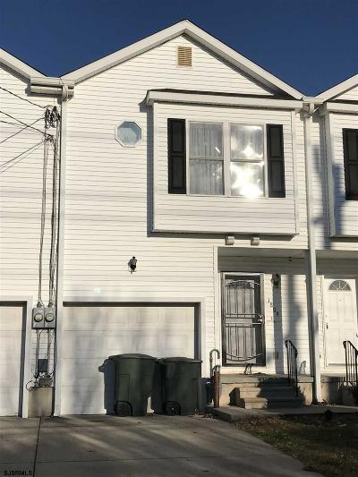 Atlantic City Single Family Home For Sale: 1811 Marmora Ave