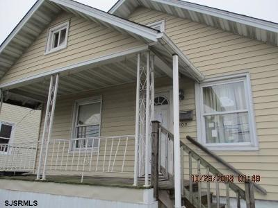 Millville Single Family Home For Sale: 205 F Street