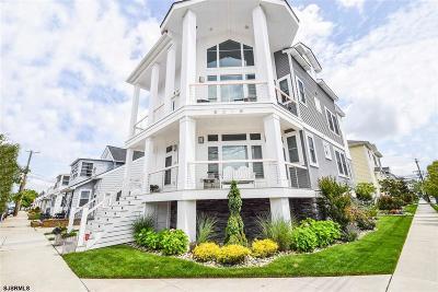 Atlantic City, Longport, Longport Borough, Margate, Ventnor, Ventnor Heights Rental For Rent: 8015 Winchester Ave