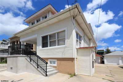 Atlantic City, Longport, Longport Borough, Margate, Ventnor, Ventnor Heights Rental For Rent: 17 S Frontenac Ave