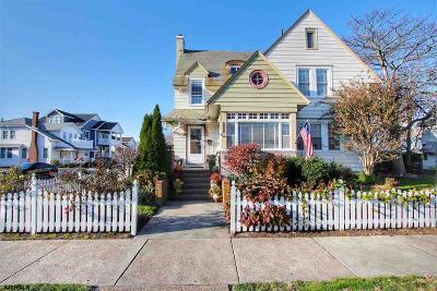 Ventnor Single Family Home For Sale: 7207 Ventnor Ave