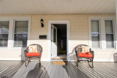 Ventnor Single Family Home For Sale: 19 S Wyoming Ave