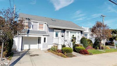 Atlantic City, Longport, Longport Borough, Margate, Ventnor, Ventnor Heights Rental For Rent: 7605 Atlantic Ave