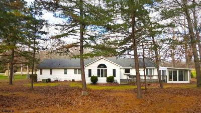 Millville Single Family Home For Sale: 1871 Country Bridge Rd