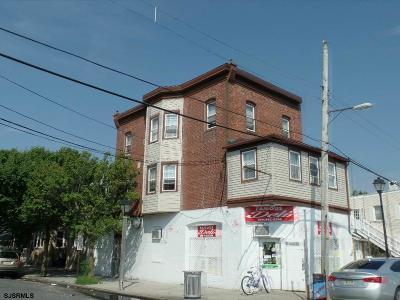 Atlantic City Multi Family Home For Sale: 400 N Massachusetts Ave