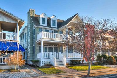 Ocean City NJ Condo/Townhouse For Sale: $869,000