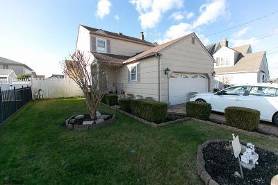 Ventnor Single Family Home For Sale: 310 N Lafayette