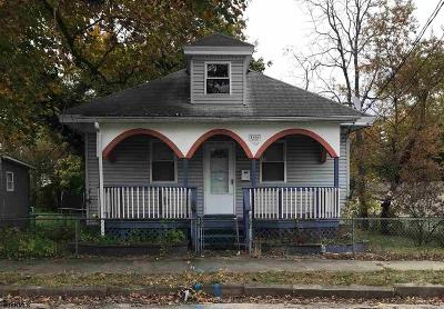 Millville Single Family Home For Sale: 313 N 6th St