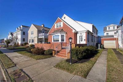 Atlantic City, Longport, Longport Borough, Margate, Ventnor, Ventnor Heights Rental For Rent: 9 S Sumner Ave