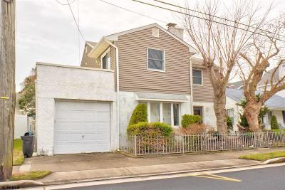 Longport NJ Single Family Home For Sale: $450,000
