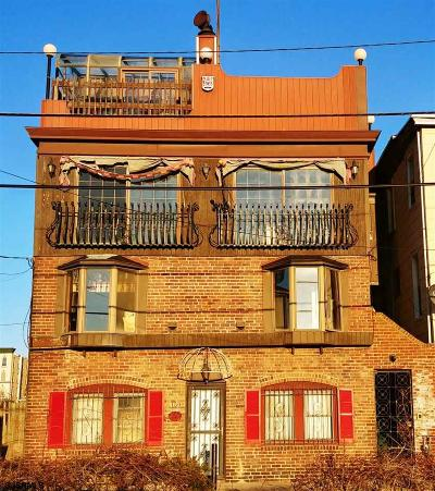 Atlantic City Single Family Home For Sale: 159 S Westminster Ave