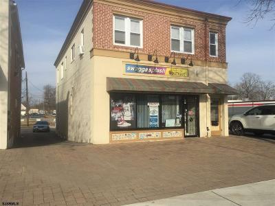 Vineland Commercial For Sale: 318 W Landis Ave