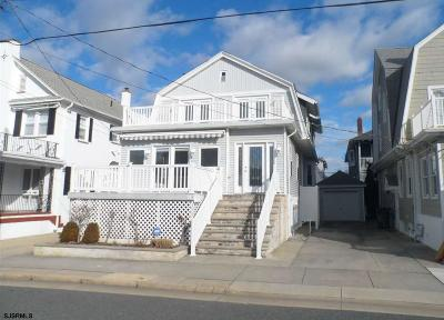 Ventnor Single Family Home For Sale: 11 S Wyoming Ave