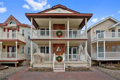 Ocean City Multi Family Home For Sale: 4316 Asbury Ave