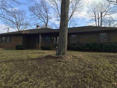 Millville Single Family Home For Sale: 201 Maria Ter