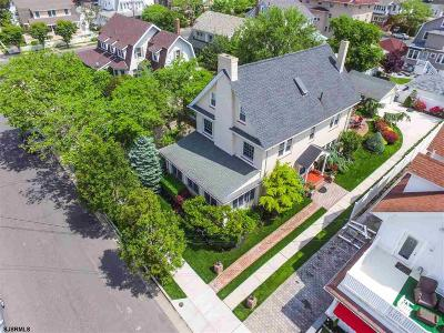 Ventnor Single Family Home For Sale: 3 S Suffolk Ave