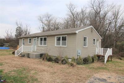 Millville Single Family Home For Sale: 478 East Ave
