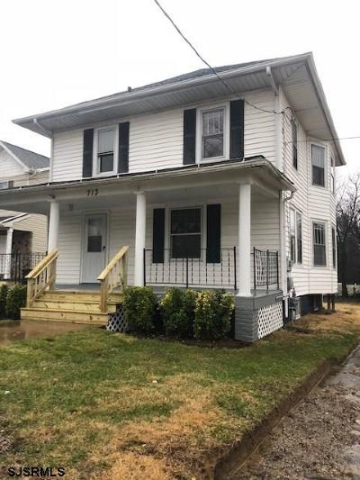 Rental For Rent: 713 Overbrook Ave
