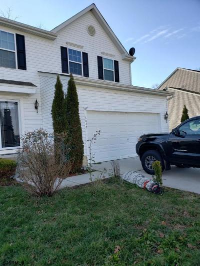 Vineland Single Family Home For Sale: 1025 Linda Ln