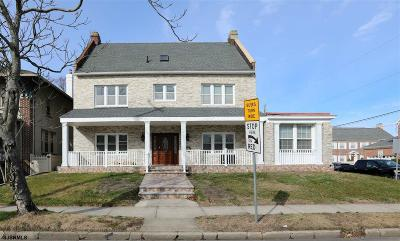 Ventnor Single Family Home For Sale: 5901 Ventnor Ave