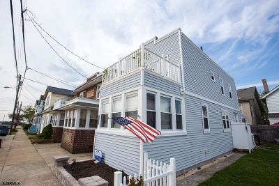 Ventnor Single Family Home For Sale: 121 N Princeton Ave Ave