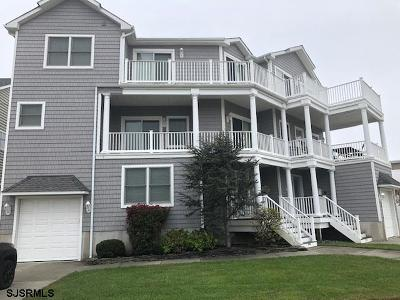 Brigantine Single Family Home For Sale: 217a N Quay