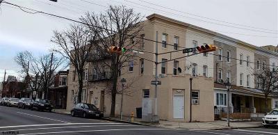 Atlantic City Multi Family Home For Sale: 129 N Morris Ave