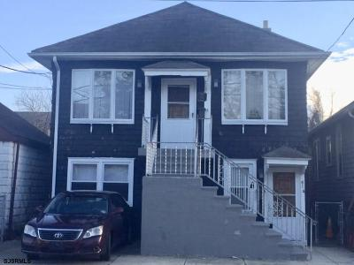 Atlantic City Single Family Home For Sale: 614 Caspian Ave
