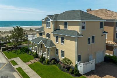 Atlantic City, Longport, Longport Borough, Margate, Ventnor, Ventnor Heights Rental For Rent: 114 S Surrey Ave