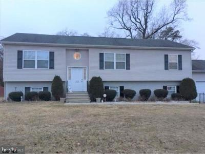 Vineland Single Family Home For Sale: 1478 S East Ave