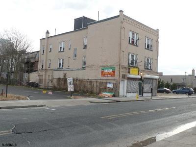 Atlantic City Multi Family Home For Sale: 23 S Kentucky Ave