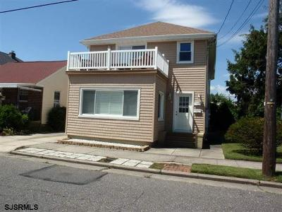 Margate Condo/Townhouse For Sale: 20 N Clermont #a