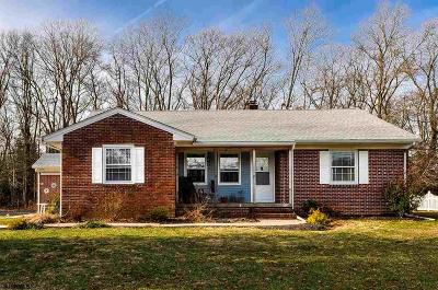 Single Family Home For Sale: 1489 Centerton Road