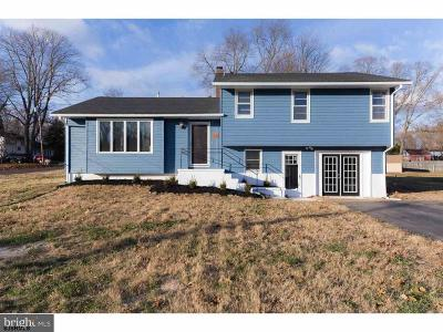 Upper Deerfield Township Single Family Home For Sale: 12 Hood Dr