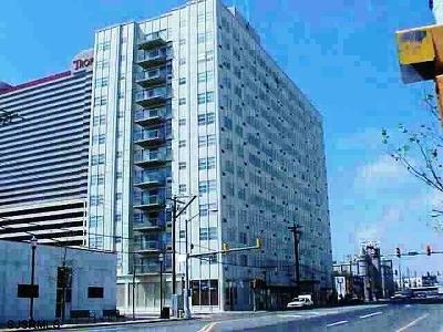 Atlantic City Condo/Townhouse For Sale: 2834 Atlantic Ave #706