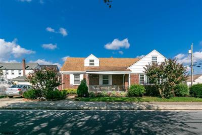 Margate Single Family Home For Sale: 8501 Monmouth Ave